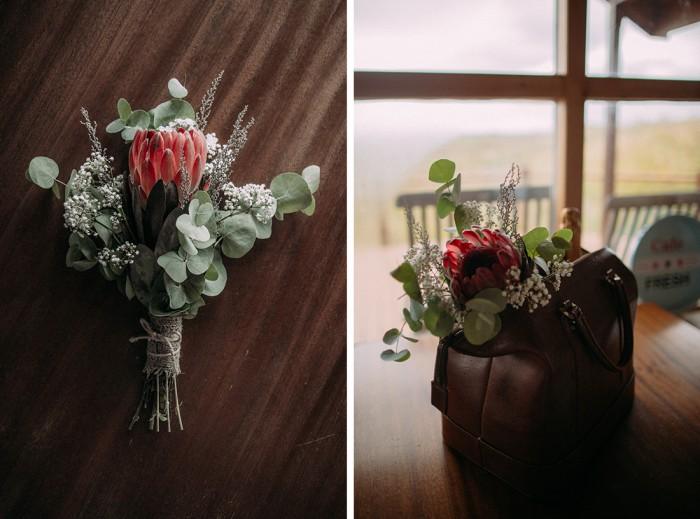 Bride bouquet Iceland