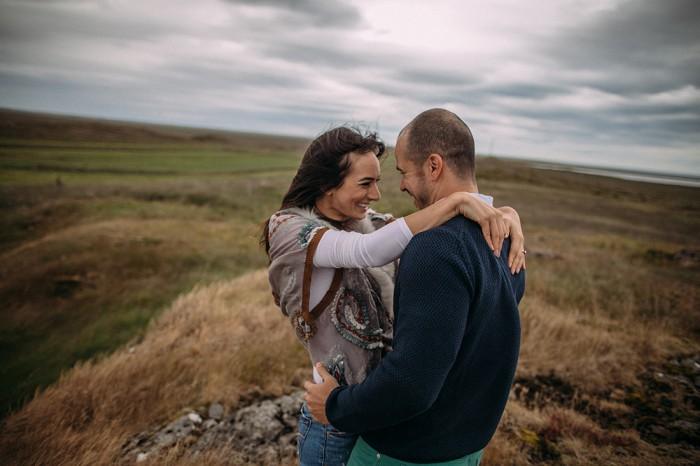 Engagement Iceland