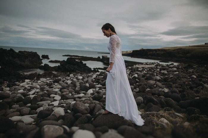 Arnarstapi-wedding