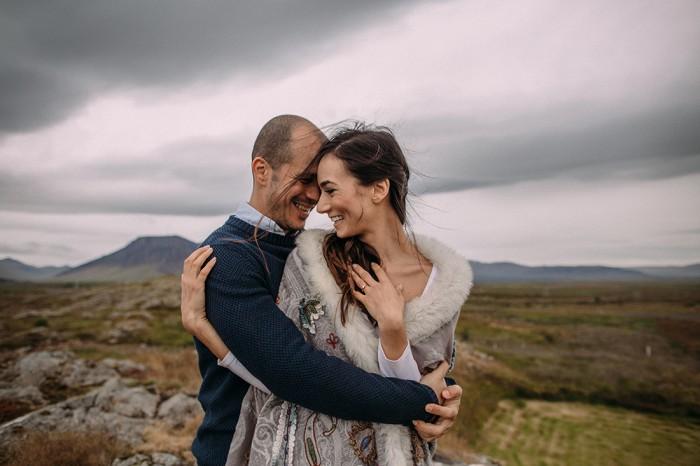 Iceland-engagement