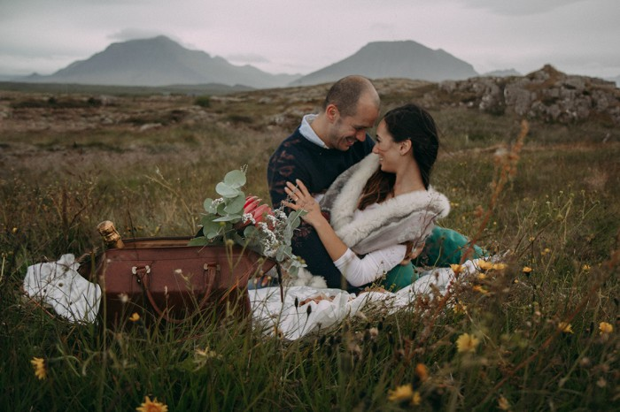 Love in Iceland