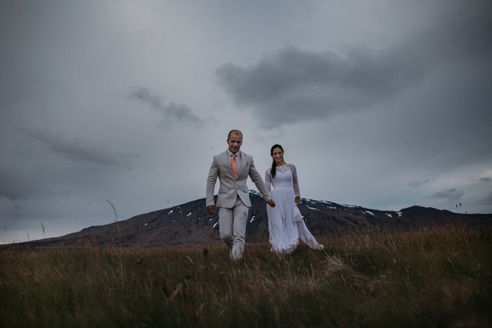 Snaefellsnes-wedding