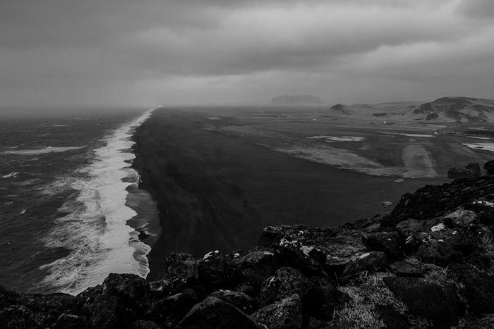 Black-beach-Iceland
