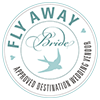 Fly-Away-Bride-Badge-Logo
