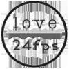 Love24fps-logo-badge