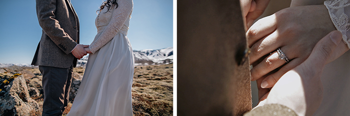 Vintage-wedding-Iceland