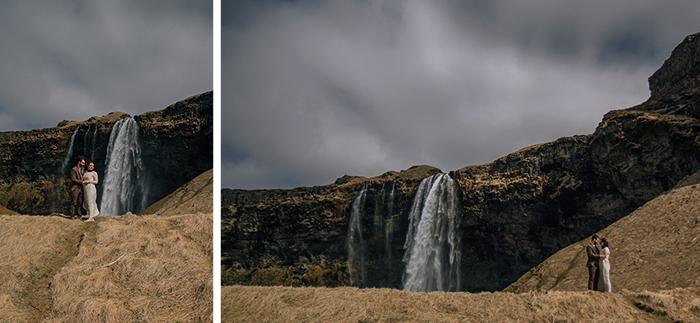 Waterfall-wedding